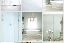 Bathroom / by Betsy Rose Photography