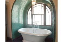 Cool Bathrooms / by The Shannon Jones Team (Real Estate)