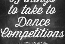 Dance / by Jamila Lathem