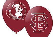 Gray's 2nd Birthday Party - Go Noles! / by Audra Garlich
