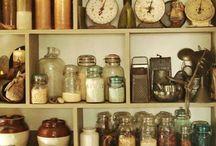 Kitchenista / All of my kitchen fantasies  / by Stephanie Hansen