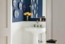 Bathroom / by Jenny Williams