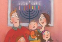 Hanukkah / by Charles & Renate Frydman Educational Resource Center