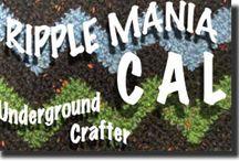 Crochet Ripple Mania! / by Underground Crafter
