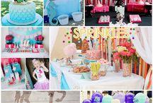 Baby Girl's Birthday / by Jennifer Mendoza