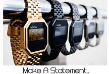 Collect Watches / by Sajad Haider