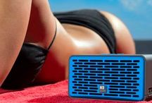 QUB / MB Quart Universal Bluetooth Speaker / by MBQuart USA