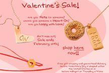 Valentine's jewelry / by Barby Pinter