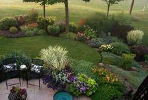 Backyard Landscaping & Hardscape / by Brandy Underberg