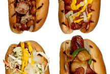 Cuisine: Hot Dogs / by Anntoinette McFadden