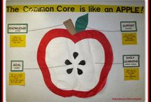 Common Core / by The GLOBE Program