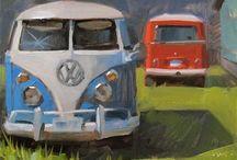 VW / by Jenny Tornow
