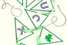 St. Patricks / by Aly Wayman