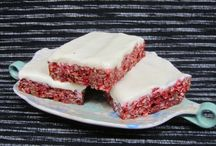 Crazy for Krispie Treats / We're not eating just plain Krispie Treats anymore! / by Crazy for Crust