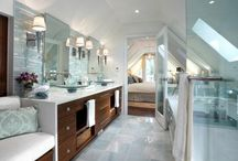 Master Bathroom Design / by NYsDelight