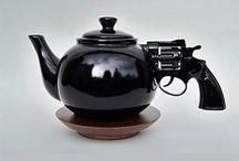 Mugs that I want!!! / by Machaela C.