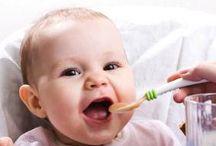 Recetas para bebés / by Jeannette Kaplun