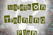 Marathon Training Ideas / by Erin Keene