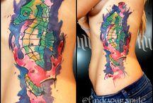 Tattoos / by Lauren Scharnberg