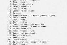 Inspiration is motivation / by Ashlee Domann