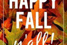 Fall. / by Ashley Loudermilk