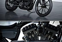 Bitchin' bikes. / Motorcycles / by Eli Erickson