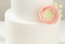 wedding cakes / by Greer Manolis