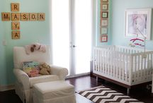 Baby Fever + Nursery Love / by Vanessa Kreckel