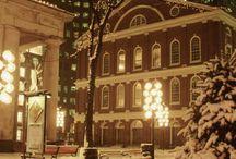 BOSTON! / by Courtney Sloan