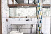 Bath rooms Inspirations / by ingrid elizabeth