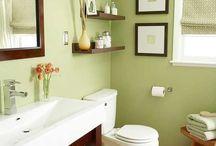 Bathroom ideas / by Jody Gelsthorpe