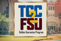 Tallahassee Community College Offers: / Programs, courses, classes and exciting news about TCC. / by Wakulla Environmental Institute