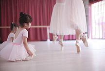 beauty of ballet / by Sarah Gardan