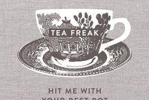 Tea / by Kristene Deeks