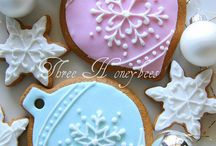 Christmas and winter cookies / by Monika Horcickova