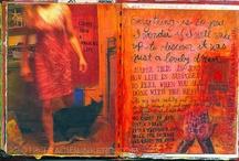 Art Journal Inspirations / by Elizabeth Anderson