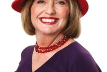 Nifty Over Fifty ~ Red Hat Fun! / by Dee