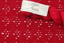 Year of Yarn blocks / by Love of Crochet