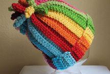 Crochet Hats / by Emily O