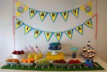 connor's birthday / by Kerri Ranck