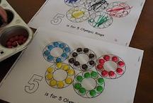 Olympic ideas / by Leigh Bruce