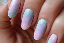fancy fingers / by Laketa Kitketakat Johnson