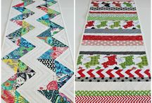 Table Runners / by Marjorie Busby