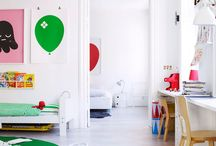 Bedrooms_Kids / by Adriane Sesti