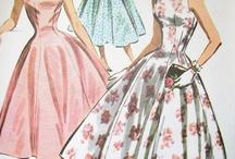 Vintage Fashion <3 / by Heather Thurston
