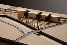 Plastici Architettonici / by Dominic Baldemor