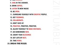 Reminders To Live.<3 / by Jeanna Tinney