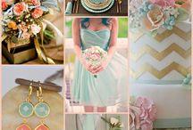 Wedding: Colors / by Megan Frank