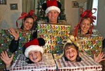 Christmas photo ideas / by Meagen Gries