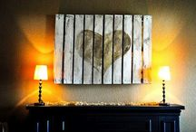 Pallet projects / by Mary Ewell